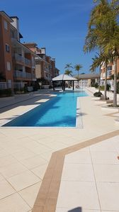 Photo for Apartment 70 meters from the sea, with excellent recreation area, including swimming pool.