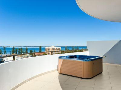 Photo for OceanView Penthouse (4th bedroom available upon request to fit 2 more guests)