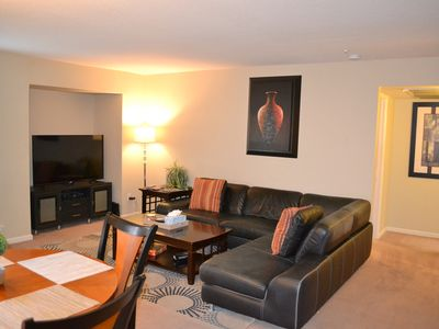 Photo for Upgraded Condo For Your Getaway or Business Stay