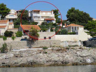 Photo for Apartment in Puntinak (Brač), capacity 4+0