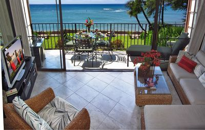 Photo for Beachfront - Spectacular Views - Air - State-of-Art Decor