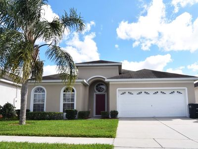 Photo for Beautiful pool home only 2.5 miles from Disney!!