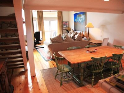 Photo for Private Mountain Setting, Cozy Fireplace, and Premium Entertainment Features