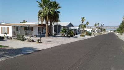 Photo for Two bedroom two bath two blocks from Windsor Beach launch ramp