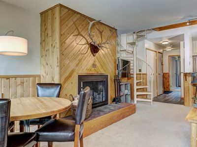 Photo for Cozy Slope-side Vacation Home_Luxury Amenities, WiFi, Just Steps to the lifts!