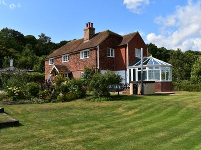 Photo for Tollgates, family friendly holiday cottage, sleeps 9,  Rye, East Sussex