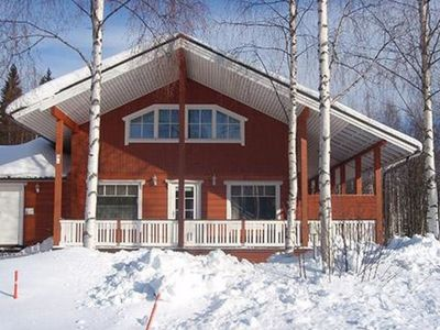 Photo for Vacation home Mulligan in Nilsiä - 8 persons, 3 bedrooms