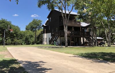 Photo for Windmill Springs In Gruene With River view! Walking distance from Gruene Hall!