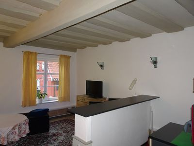 Photo for cozy old town apartment with a view of the Plassenburg