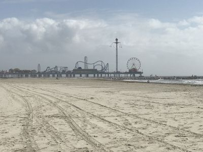 WOW Beach/Lifeguard 2 blk Walk to EVERYTHING Pleasure Pier/free live bands/bars