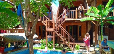 Photo for 3BR Villa Vacation Rental in gili trawangan, West Nusa Tenggara