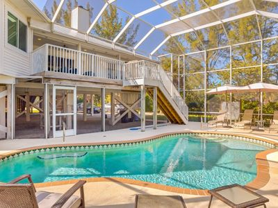 Photo for Four Bedroom Pool Home Close to West Gulf Beaches !