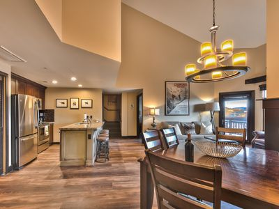 Photo for Best Location Largest Penthouse, Pool, Hot Tub, *Ski in/Ski Out*Conde Nast*Golf