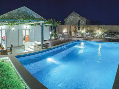 Photo for Modern family villa in walled gardens with private pool and free Wi-Fi