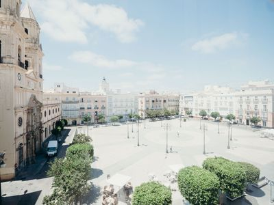 Photo for Apartamento El mirador de San Antonio - Apartment for 2 people in Cádiz