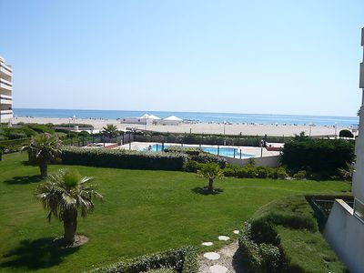 Photo for Apartment Grand Sud  in Canet - Plage, Pyrénées - Orientales - 4 persons, 2 bedrooms