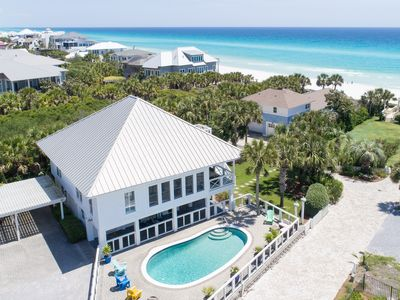 Photo for Bears Cottage -  Gulf Views, Private Pool, Recent Renovation & Free Bikes