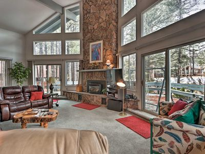 Photo for NEW! Pinetop Country Club Home w/Deck+Fairway View
