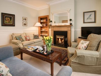 Photo for BELVEDERE - sleeps 6, country comfort with all the charm of village life