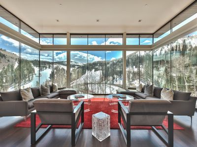 Photo for Wake up to 360° Mountain Views - Unbeleivable New Remodel Ski-In/Ski-Out Luxury Mansion. Must See!
