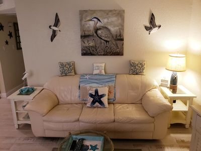 Photo for Beautifully upgraded Treasure Island Florida Condo close to shopping & beaches.
