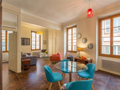 Photo for Superb apartment on the outskirts of Nice
