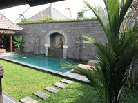 A peaceful haven amidst the bustle of Ubud.