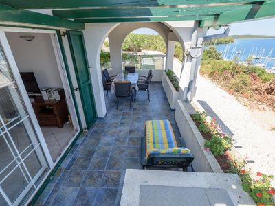 Photo for Holiday house Holiday Home near lighthouse  - Veli Rat, Island Dugi otok, Croatia