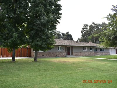 Photo for 1BR Guest House Vacation Rental in Visalia, California