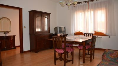 Photo for Residence equipped with all comforts, 200 meters from the sea