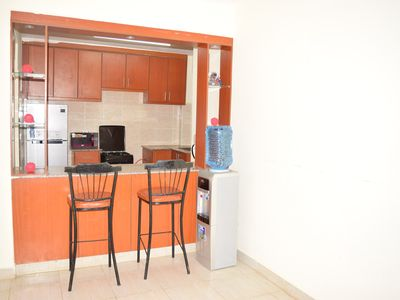 Photo for Safe & Accessible 3 Bedroom Apartment near Airport