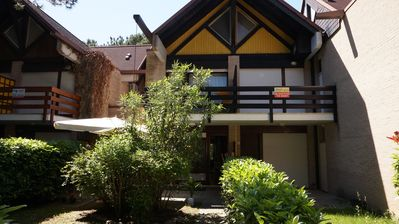 Photo for Spacious villa with private garden very close to the beach and the center