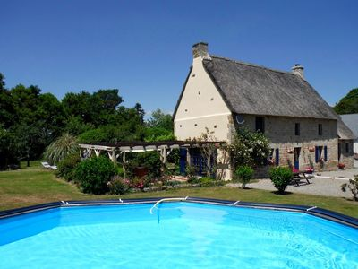 Photo for Character property, sleeps 2-7, private pool, countryside, all mod cons.