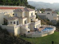 Villa Private Heate Mijas is a fantastic house with marwellous facilities and great views!