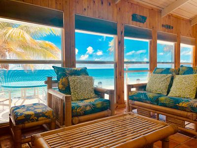 BEACHFRONT Banana Wind Home  (SPECIAL FALL RATES)