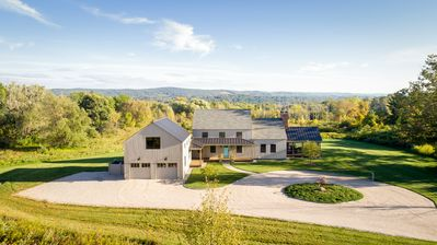 Photo for Stylish Contemporary Barn style with Great Views