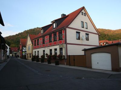 Photo for Holiday apartment Ilfeld for 2 - 4 persons with 2 bedrooms - Holiday apartment in one or multi-famil