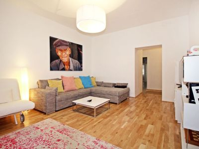 Photo for Apartment Am Augarten  in Vienna / 2. District, Vienna - 6 persons, 2 bedrooms