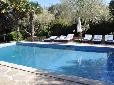 Photo for Large Villa in Salondra, Alghero with Private Pool, Sleeps 8