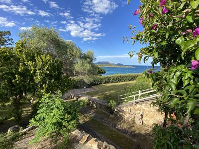 Photo for Fantastically beautiful house with garden and sea views
