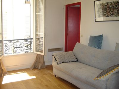 Photo for Nice furnished 2p, clear on raised courtyard