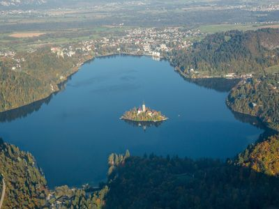 Photo for Bled Honey bee Apartment Lake View