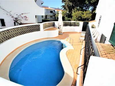 Photo for Spacious 2 Bed Apartment With Pool, Sleeps 5, Next To Vale Lobo Tennis Academy