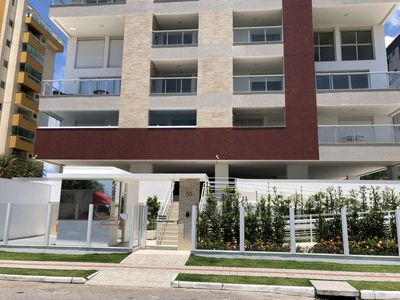 Photo for Praia Palmas - 3 bedroom beach front apartment