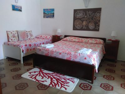 Photo for Holiday house Ponza for max 7 persons