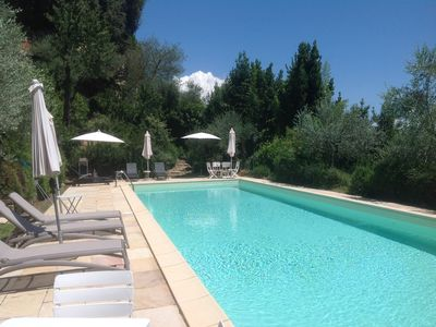 Photo for Original Chianti Villa Absolute Private Pool and Property Intimicy Relax Wifi