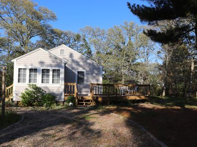 "Photo for Quaint  Cottage ""Beach House' in Chatham,  MA close to Hardings Beach and Center"