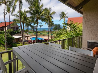 Photo for Modern Oceanfront Remodel ☀ Top Floor ☀ Amazing Ocean Views ☀ Luana Kai B309