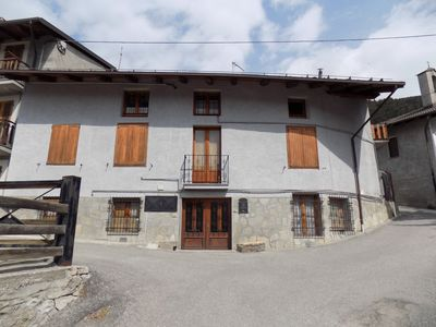 Photo for Between Oulx and Bardonecchia - typical townhouse studio