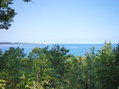 Photo for Cozy, Tasteful 2B/2B Glen Arbor Condo w/ Beautiful Lake Michigan Views!